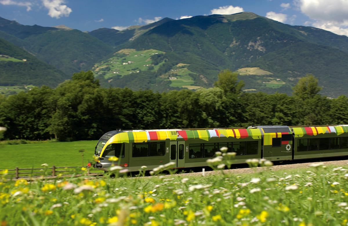 Antermejes Chalet | Anreise mit öffentlichen Verkehrsmitteln