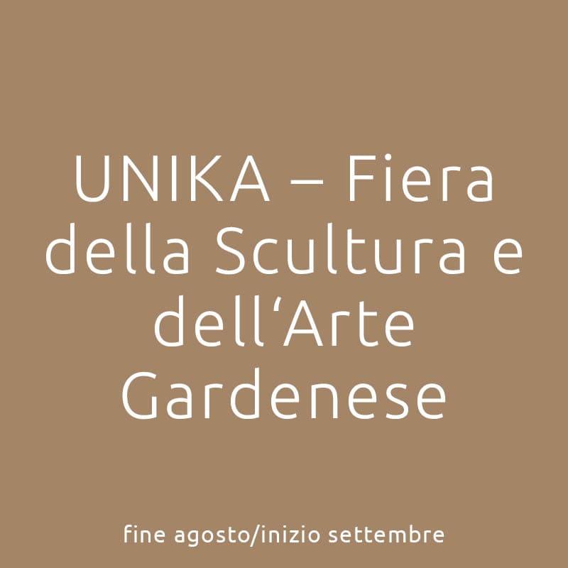UNIKA – Fiera della Scultura e dell'Arte Gardenese
