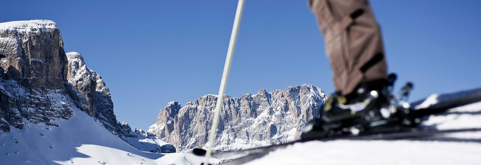 Antermejes Chalet | Winter in den Dolomiten