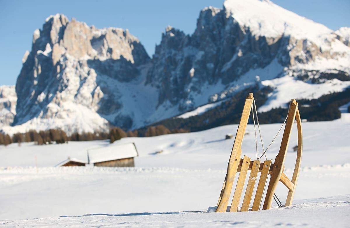 Antermejes Chalet | Abseits der Pisten in den Dolomiten